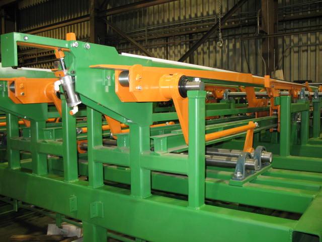 Hogue Industries, stacker